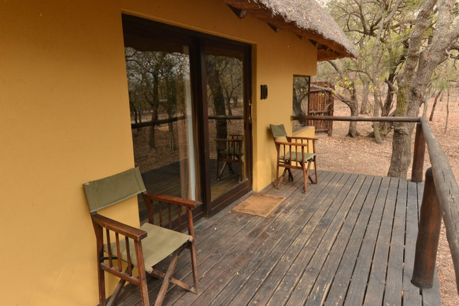 Luxury Honeymoon Suite O Thornhill Safari Lodge